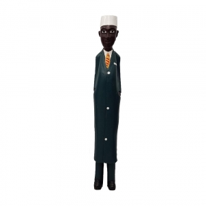 colonial figure
