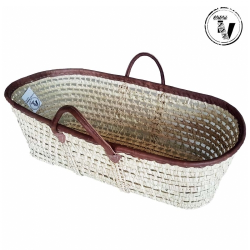 Moroccan Moses Baby Basket