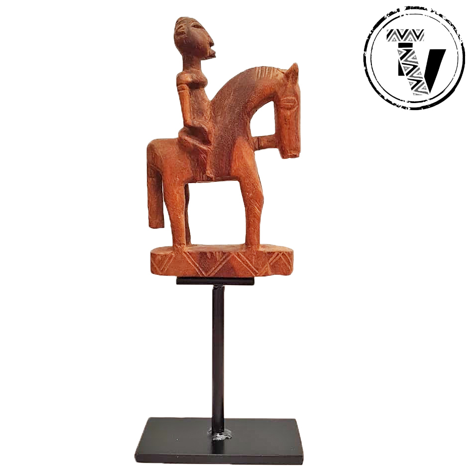 Dogon Horse and Rider
