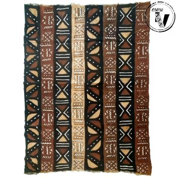 Mudcloth Bogolanfini Handwoven Textiles