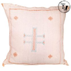 Sabra Silk Moroccan Cushion