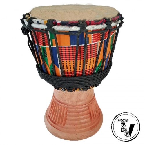 African Djembe Drum 6″