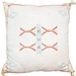 Sabra Silk Moroccan Cushion