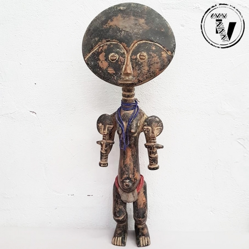 Ashanti Akua'ba Fertility Doll