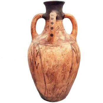 Moroccan Berber tribal water pot