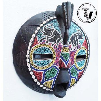 Ashanti Moon Mask