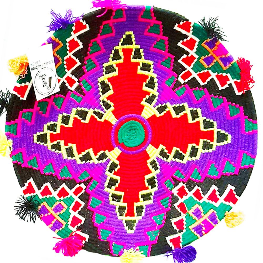 Moroccan Berber Woven Platter