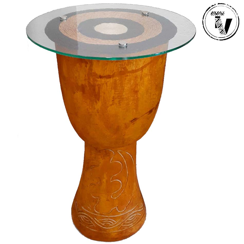 Anke Djé Tribal Table