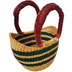 Bolga Basket U-Shopper Mini