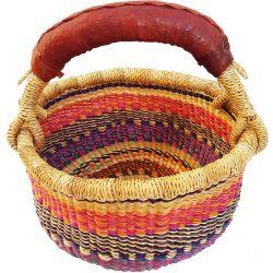Bolga Basket Mini Round