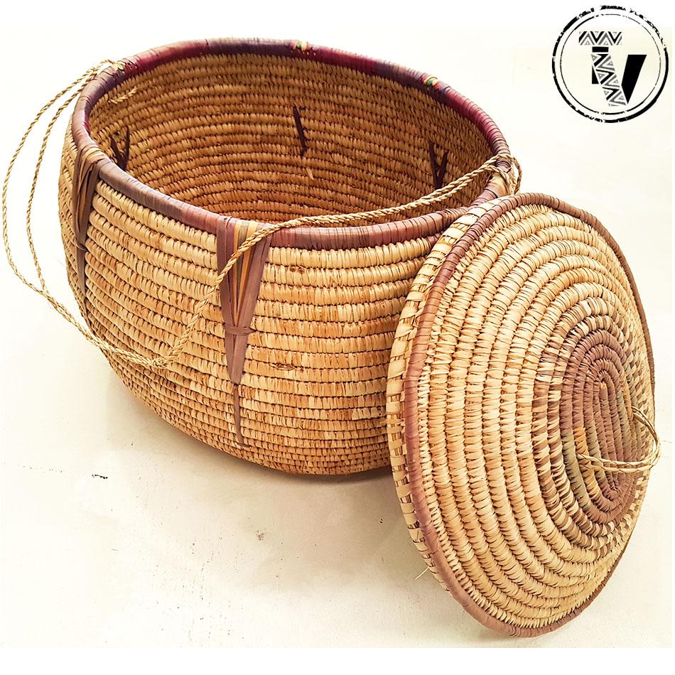 Hausa Nigerian Dowry Basket