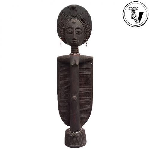 Ashanti Akua'ba Fertility Doll