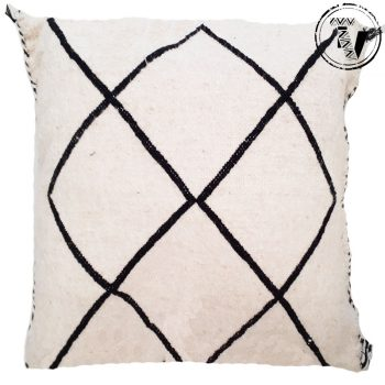 Beni Ourain Moroccan Cushion