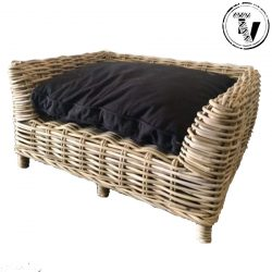Dog Bed with Cushion