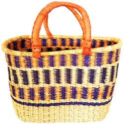Bolga Basket Oval
