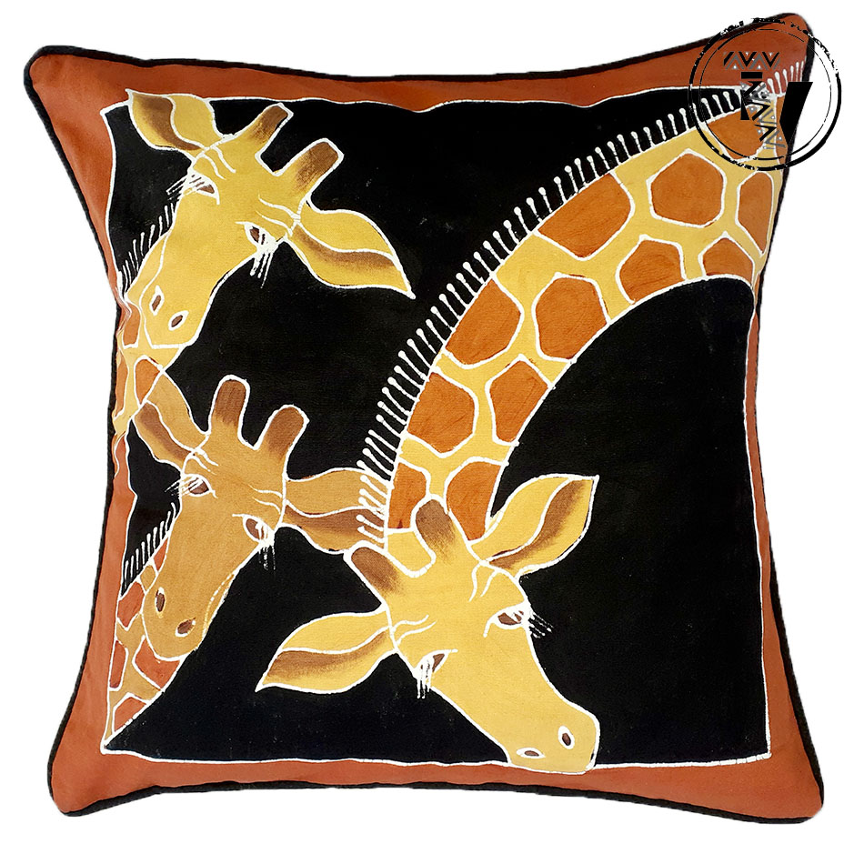 Cushion Cover Thronicroft Giraffe