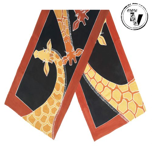 Table Runner Thronicroft Giraffe