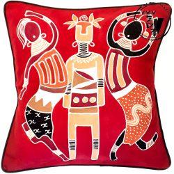 Cushion Cover Ladies Warriors