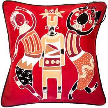 Cushion Cover Ladies Warriors