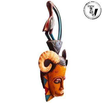 Gu Mask Ivory Coast