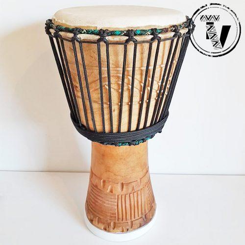 "African Djembe Drum 11"""