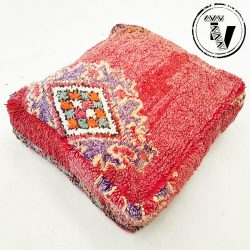 Moroccan Boujad Floor Cushion