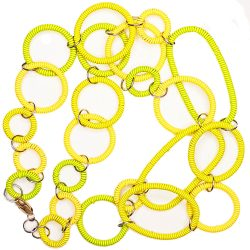Telephone Wire Loops Necklace