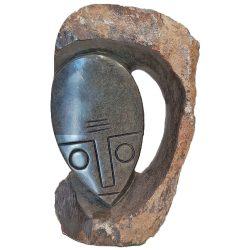 Shona Stone Statue Zimbabwe