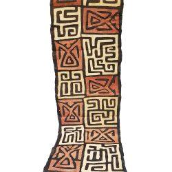 African Kuba Cloth 3.55m x 56cm
