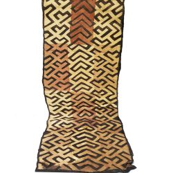 African Kuba Cloth 4.34m x 64cm