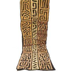 African Kuba Cloth 4.56m x 56cm