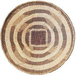 African Batonga Winnowing Basket