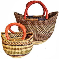 Mini & Me Bolga Basket Set