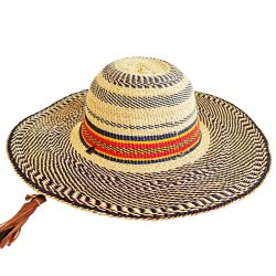 Wide Bolga Hat XXL