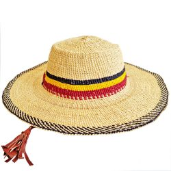 Wide Bolga Hat XXXL
