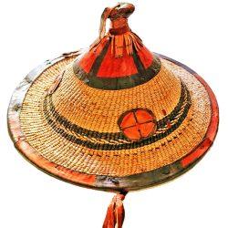 Wodaabe Woven Fulani Hat