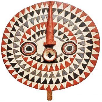 Bwa Sun Africa Mask